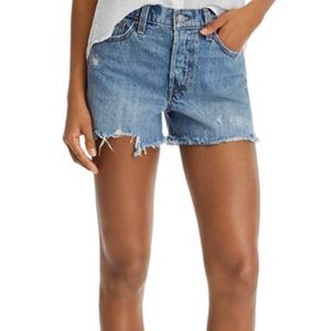 Wedgie Levi's Jean Shorts! Size 24!